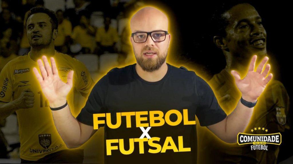 Importância do futsal TDF