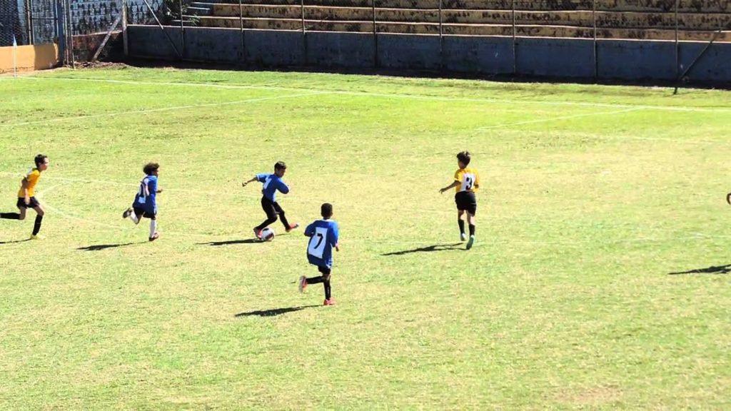 Avaliação de futebol TDF