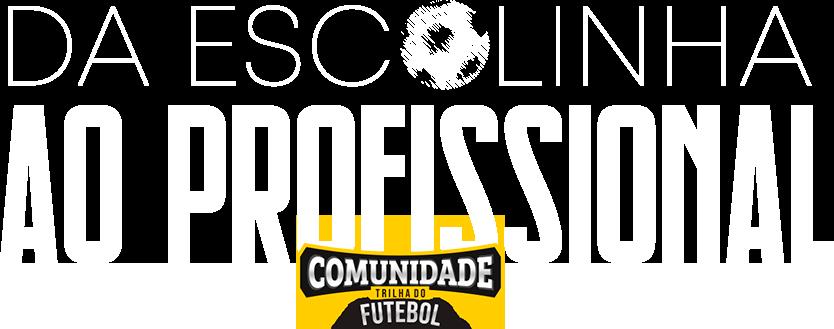 Logo da Escolinha Ao Profissional Branca